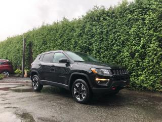 Used 2018 Jeep Compass Trailhawk 4WD for sale in Surrey, BC
