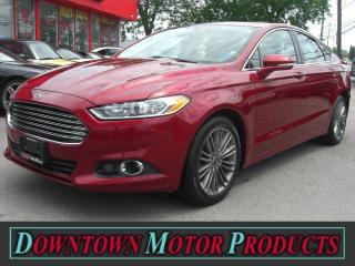 Used 2014 Ford Fusion SE AWD for sale in London, ON