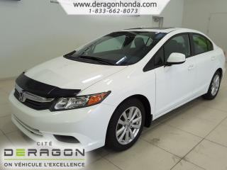 Used 2012 Honda Civic Ex-L+bas for sale in Cowansville, QC