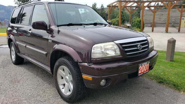 2001 Suzuki Grand Vitara XL-7 TOURING 4WD