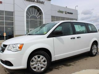 New 2019 Dodge Grand Caravan CANADA VALUE PACKAGE for sale in Peace River, AB