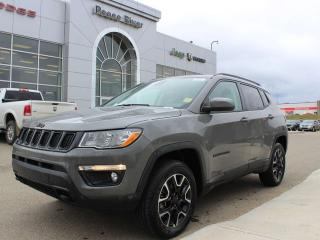 New 2019 Jeep Compass Upland Edition for sale in Peace River, AB