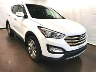 Used 2013 Hyundai Santa Fe Sport Limited for sale in Drummondville, QC