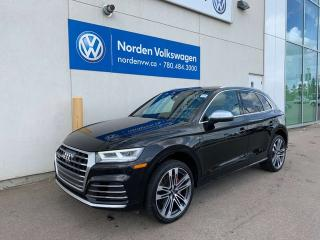 Used 2018 Audi SQ5 TECHNIK QUATTRO AWD - 3.0L TURBO for sale in Edmonton, AB