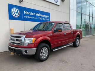 Used 2013 Ford F-150 FX4 - 5.0L V8 / QUAD CAB for sale in Edmonton, AB