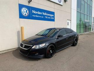 Used 2012 Volkswagen Passat CC 2.0T HIGHLINE DSG / R-LINE / TECH PKG for sale in Edmonton, AB