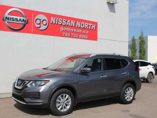 New 2019 Nissan Rogue S / SPECIAL EDITION / ALLOYS / HEATED SEATS / HEATED WHEEL for sale in Edmonton, AB