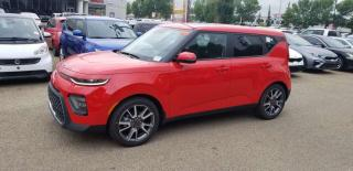 New 2020 Kia Soul EX LIMITED; ADVANCED SAFETY, NAV, BLUETOOTH, BACKUP CAM, SUNROOF AND MORE for sale in Edmonton, AB