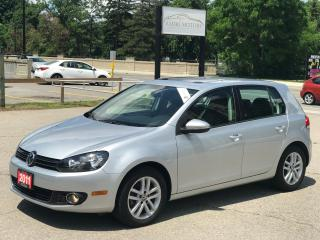 Used 2011 Volkswagen Golf TDI Comfortline|ONE OWNER|LOW MILEAGE for sale in Cambridge, ON