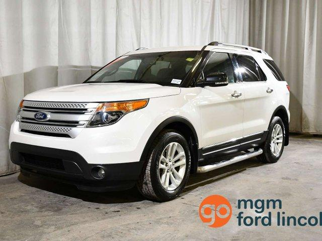 Used 2014 Ford Explorer Xlt 4wd Comfort Package Power Liftgate