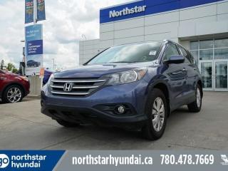 Used 2014 Honda CR-V TOURING AWD/LEATHER/SUNROOF/NAV for sale in Edmonton, AB