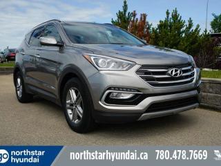 Used 2018 Hyundai Santa Fe Sport LUXURY AWD/PANOROOF/LEATHER/HEATEDSEATS for sale in Edmonton, AB