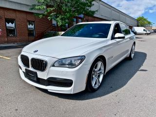 Used 2013 BMW 7 Series 750i xDrive, M SPORTS PACKAGE for sale in North York, ON