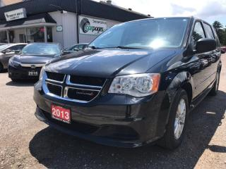 Used 2013 Dodge Grand Caravan SE for sale in Bloomingdale, ON