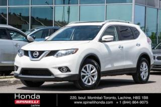 Used 2016 Nissan Rogue SV AWD for sale in Lachine, QC