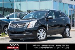 Used 2011 Cadillac SRX 3.0 Luxury Awd Cuir for sale in Lachine, QC