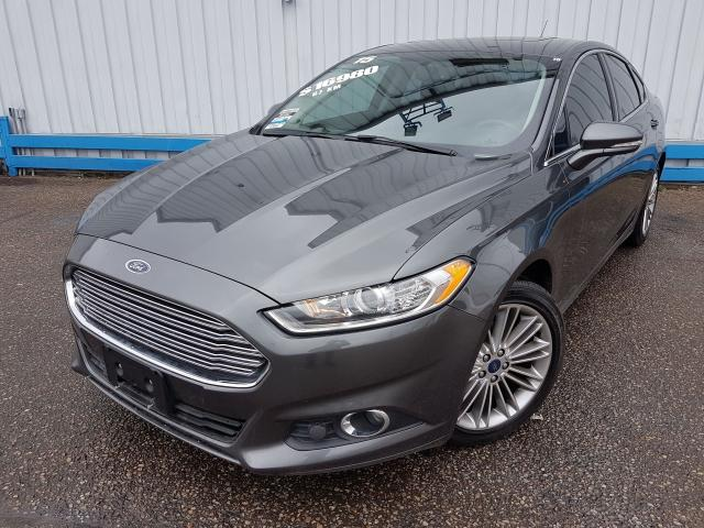 2015 Ford Fusion SE *LEATHER-SUNROOF-NAVIGATION*