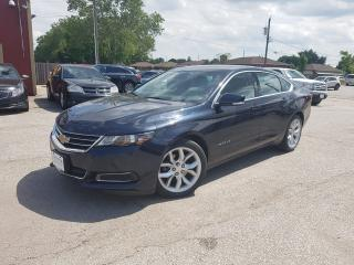 Used 2014 Chevrolet Impala LT for sale in Windsor, ON
