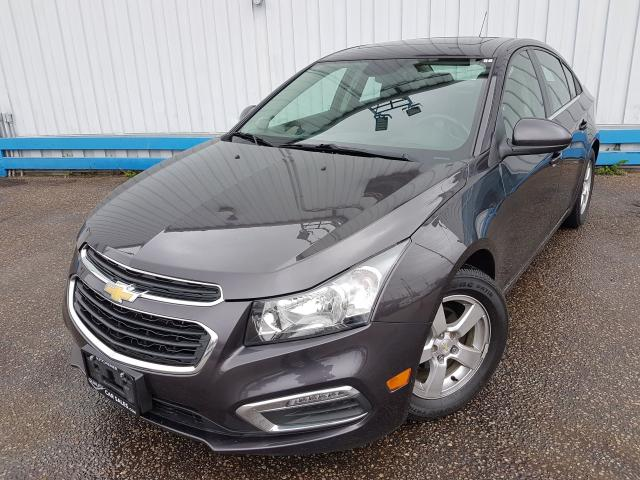 2015 Chevrolet Cruze 2LT *LEATHER-SUNROOF*