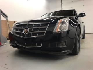 Used 2011 Cadillac CTS 3.0L for sale in Saskatoon, SK