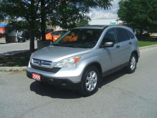 Used 2009 Honda CR-V EX 4WD for sale in York, ON