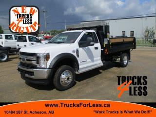 Used 2019 Ford F-550 XLT 4x4, Dump Truck for sale in Acheson, AB