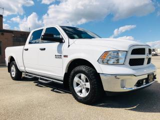 Used 2014 RAM 1500 OUTDOORSMAN SUPER CREW for sale in Mississauga, ON