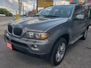 Used 2006 BMW X5 3.0i/ for sale in Scarborough, ON