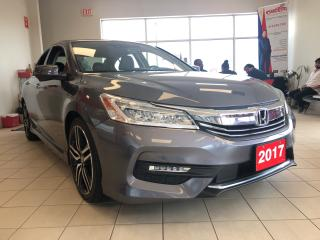 Used 2017 Honda Accord Touring, excellent service history for sale in Toronto, ON