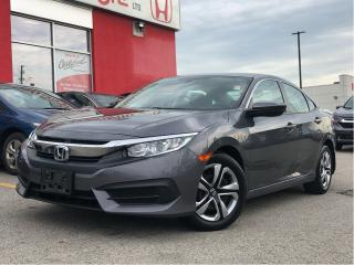 Used 2016 Honda Civic LX, ONE OWNER, CLEAN CARPROOF REPORT for sale in Toronto, ON