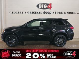 New 2019 Jeep Grand Cherokee ALTITUDE 4X4 for sale in Calgary, AB