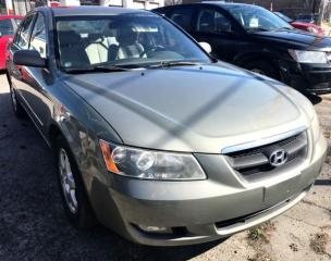 Used 2008 Hyundai Sonata GLS for sale in St. Catharines, ON