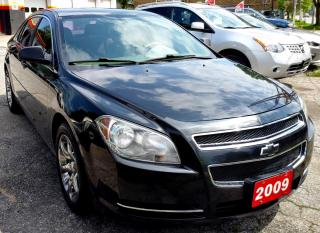 Used 2009 Chevrolet Malibu LS for sale in St. Catharines, ON