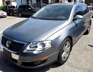 Used 2008 Volkswagen Passat Wagon Trendline for sale in St. Catharines, ON