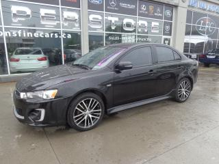 Used 2016 Mitsubishi Lancer GTS.AWD.LEATHER/ROOF.LOADED.R/CAMERA for sale in Etobicoke, ON