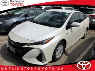 New 2020 Toyota Prius Prime Upgrade for sale in Burlington, ON