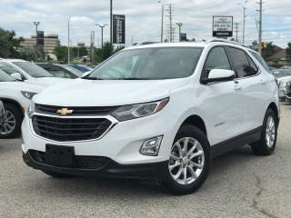 Used 2018 Chevrolet Equinox LT Pano Roof|Apple Carplay|Rear CAM| for sale in Mississauga, ON