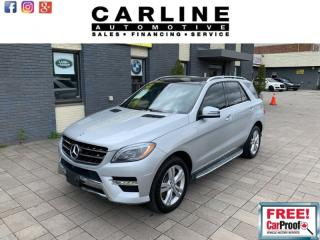 Used 2015 Mercedes-Benz ML-Class 4MATIC 4dr ML350 BlueTEC for sale in Nobleton, ON