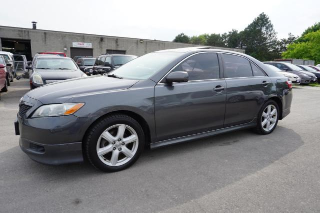 2009 Toyota Camry SE V6 AUTO CERTIFIED 2YR WARRANTY SUNROOF BLUETOOTH HEATED LEATHER 2009 Toyota Camry SE V6 AUTO CERTIFIED 2YR WARRANTY SUNROOF BLUETOOTH HEATED LEATHER
