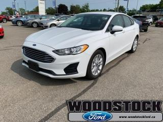 New 2019 Ford Fusion SE  - Heated Seats for sale in Woodstock, ON