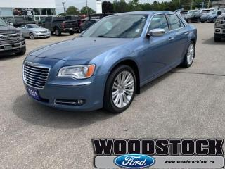 Used 2011 Chrysler 300 LIMITED  - Leather Seats -  Bluetooth for sale in Woodstock, ON
