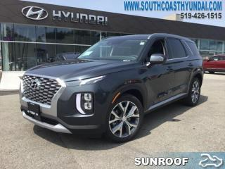 New 2020 Hyundai PALISADE Preferred AWD  - Cloth Seats - $269.79 B/W for sale in Simcoe, ON