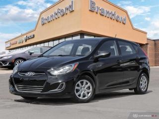 Used 2014 Hyundai Accent GL - Bluetooth -  Heated Seats - $84.30 B/W - $85  - $81 B/W for sale in Brantford, ON