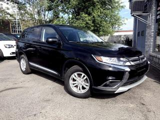 Used 2018 Mitsubishi Outlander ES AWC SIEGES CHAUFFANTS for sale in Longueuil, QC