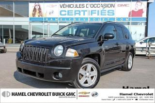 Used 2010 Jeep Compass North Edition 4x4 for sale in St-Léonard, QC