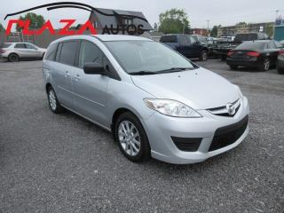 Used 2009 Mazda MAZDA5 GS for sale in Beauport, QC
