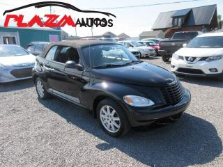 Used 2005 Chrysler PT Cruiser TOURING for sale in Beauport, QC