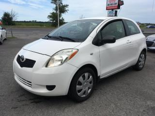 Used 2008 Toyota Yaris for sale in Carignan, QC