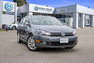 Used 2013 Volkswagen Golf 2.0 TDI Highline *MANUAL TRANSMISSION* *DIESEL* *PANOROOF* *LEATHER* for sale in Surrey, BC