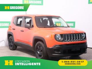 Used 2015 Jeep Renegade SPORT A/C GR ELECT for sale in St-Léonard, QC
